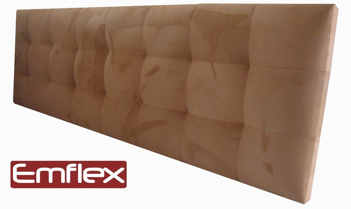 Cabeceira para cama box king size r 379 00 em mercado livre for Imagenes de cama queen size