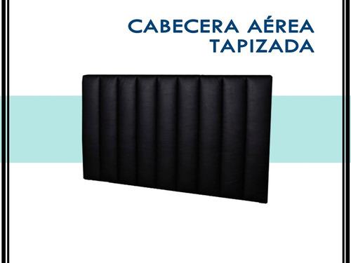 cabecera aérea tapizada para cama a medida desde 200
