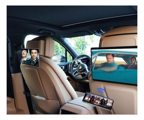 cabecera auto pantalla 12.5'' android internet bluetooth