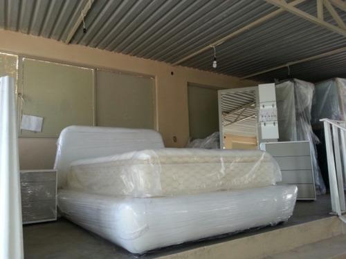 cabecera base cama