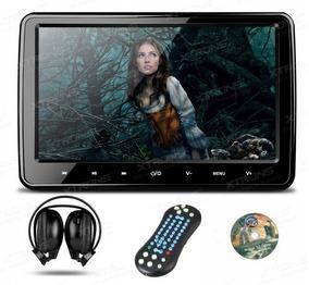 Cabecera Tablet 10 1 Dvd Hdmi Usb Sd Juegos Casa Y Auto Cd