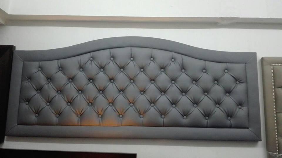 Cabeceras moderna tapizadas s 200 00 en mercado libre - Cabeceras de cama tapizadas ...