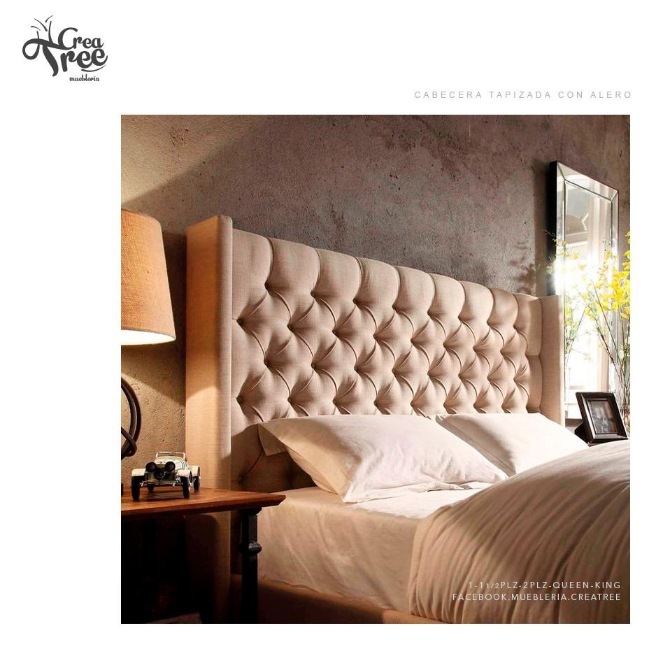 Cabeceras de cama modernas free diseos de cabeceros - Cabecera para cama ...