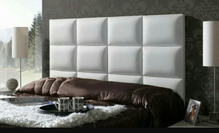 Cabeceras tapizadas s 280 00 en mercado libre - Cabeceras de cama tapizadas ...