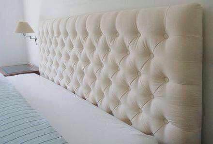 cabeceras tapizadas