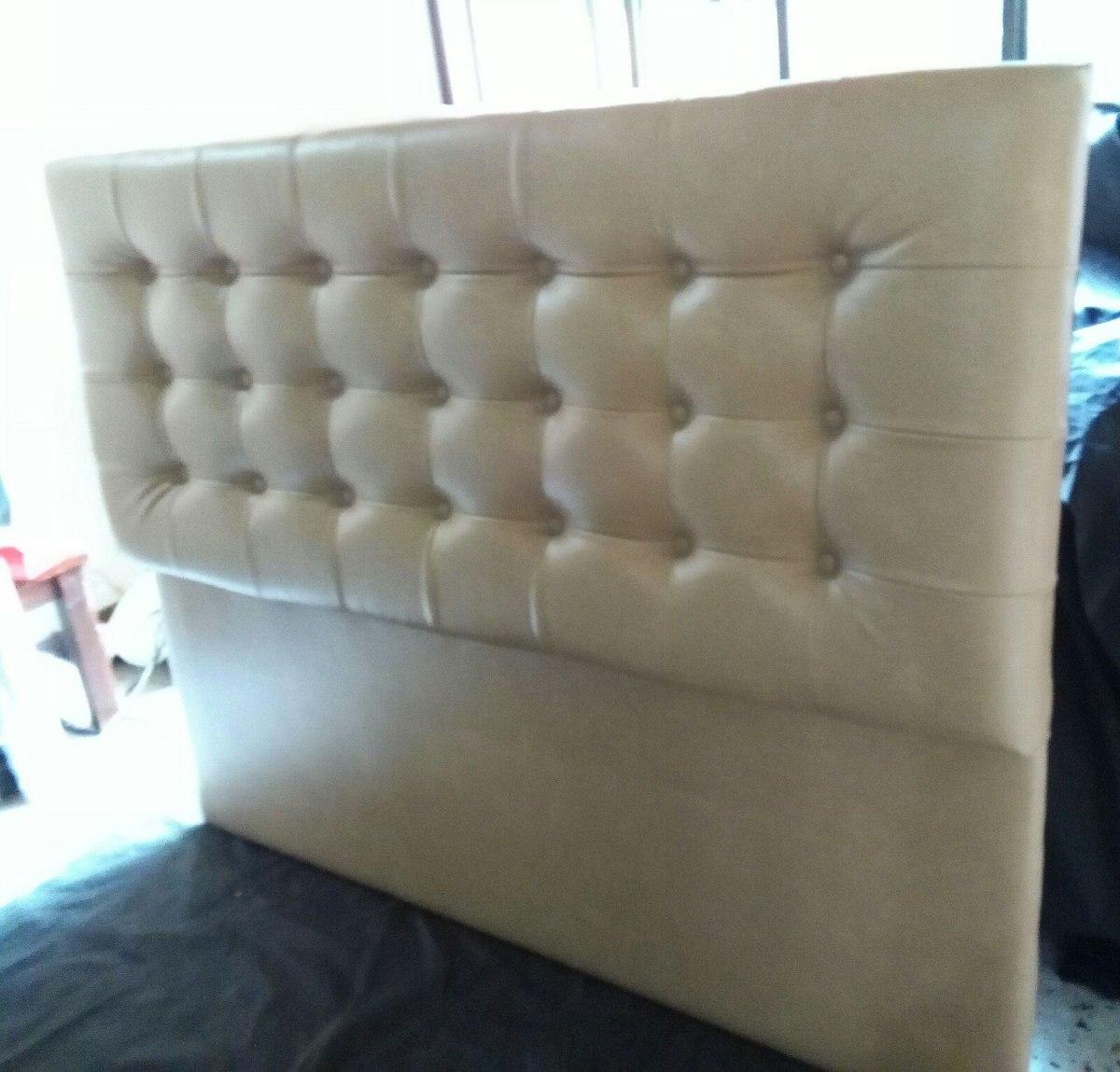 Cabecero espaldar para base cama en mercado - Cuadros para cabecero de cama ...