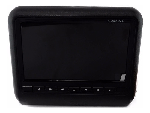 cabecero monitor carro kldvd900pl