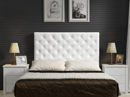 cabecero para base cama doble  140 todos los colores
