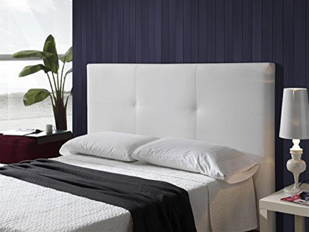 Cabecero para base cama doble 140x100 en mercado libre - Cabecero de cama ...