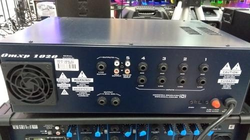 cabeçote amplificado oneal omxp 1020
