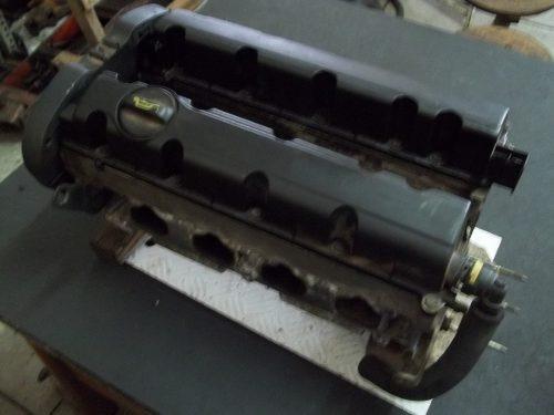 cabeçote citroen c5 2.0 16v automático original