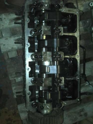 cabeçote do motor atd e bew. diesel 1.9