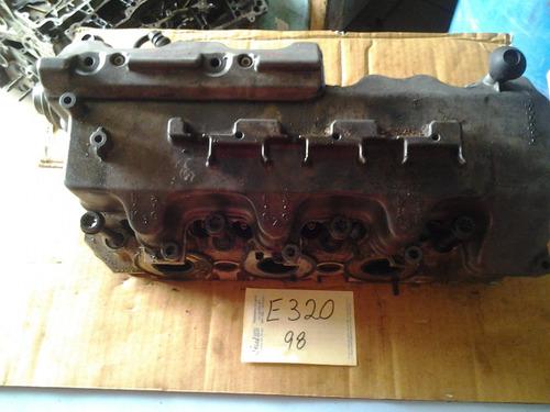 cabeçote do motor mercedes benz e320 1998