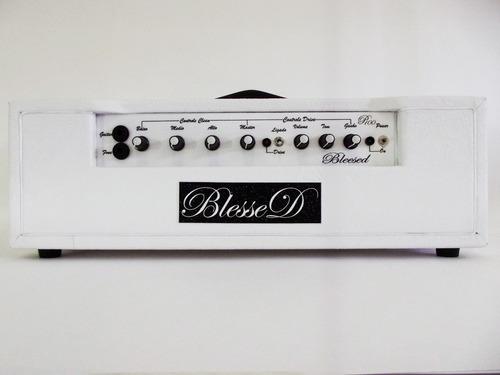 cabeçote + gabinete p/ guitarra 100w