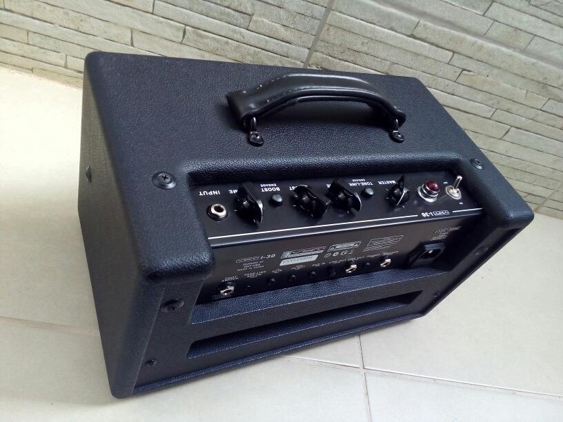 296570f72fd07 cabeçote guitarra vht i30 pré valvulado c  booster 220v. Carregando zoom.