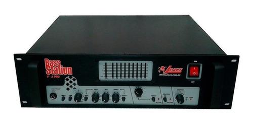 cabeçote leacs bass station v2 pro show room