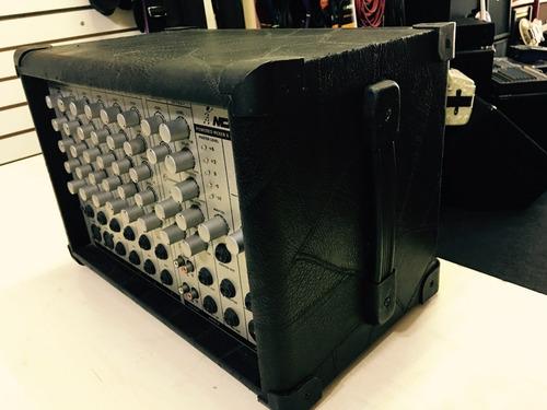 cabeçote mixer 6 nca pwm-250 250w rms - loja jarbas instrum.