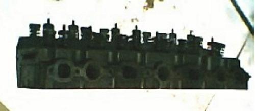 cabeçote motor 6cc 261 c10 c60 64 81 valvula grande original