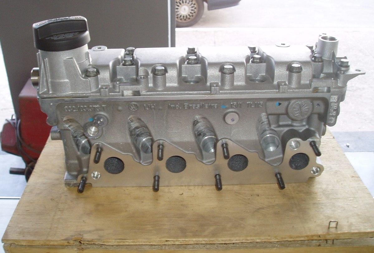 Cabecote Motor Ea Compl Original Vw Ad D Nq Np Mlb F