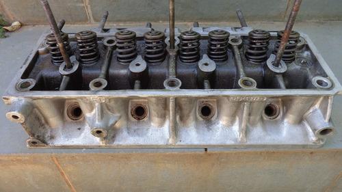 cabeçote motor ford cht 1.6 á alcool