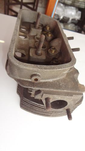 cabecote motor fusca 1300 alcool 0401013733
