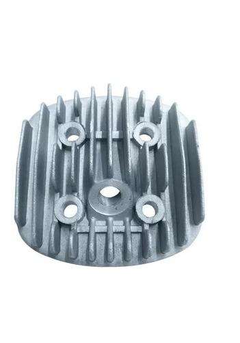 cabeçote p / kit motor 80cc vela inclinada