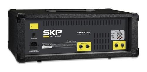 cabeçote skp crx-825usb