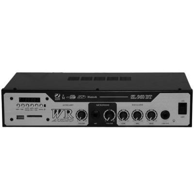 cabeçote sl 960 100w rms wr audio 10342 oferta