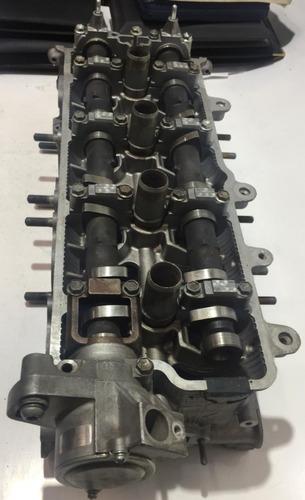 cabeçote s/tucho s/comandos - gm tracker 2.0 16v gasolina 08