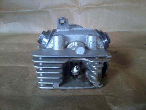 cabeçote válvulas/comando/bracinho oscilante ybr ou xtz125