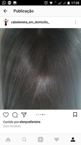 cabeleireira em domicilio