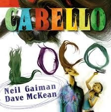 cabello loco de neil gaiman y dave mckean libro album
