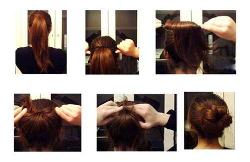 cabello peina para