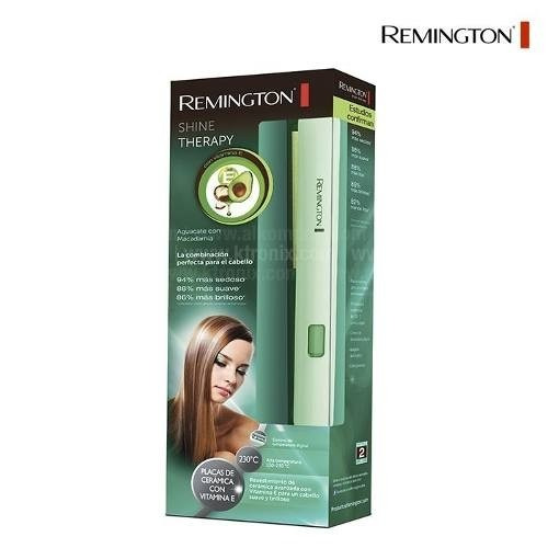 cabello remington plancha