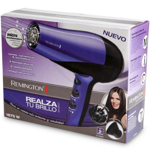 cabello remington secador