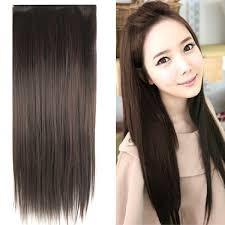 cabello semi-sinteticoco gancheta.