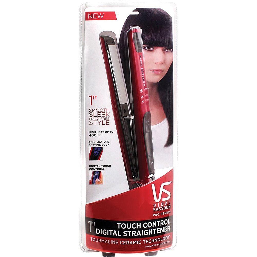 plancha para cabello vidal sassoon 1 touch digital 400f