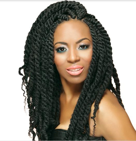 Cabelo Afro Supreme Royal Silk Afro Twist Braid Vu00e1rias Cores - R$ 2499 Em Mercado Livre