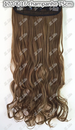 cabelo aplique tic tac