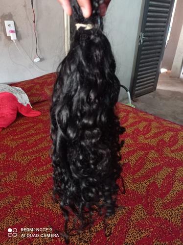 cabelo cacheado 100%natural