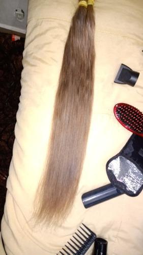 cabelo humano loiro 150 gramas