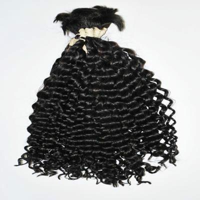 cabelo humano natural cacheado a vapor 50 cm 250 gramas.