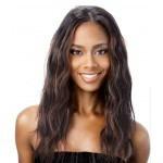 cabelo humano natural levemente ondulado 75 cm 50 gramas.
