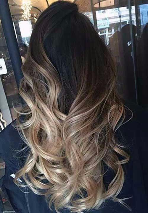 O Fazer Ombre Hair Loiro Platinado Perolado