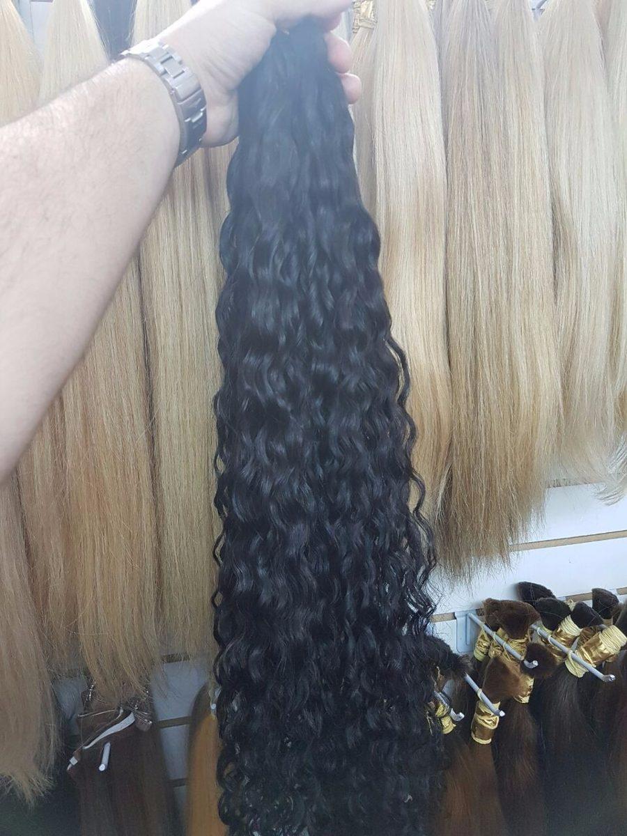 6f41e80c2 cabelo humano virgem cacheado natural 60/65 cm 50 gramas. Carregando zoom.