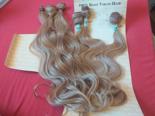 cabelo organico loiro