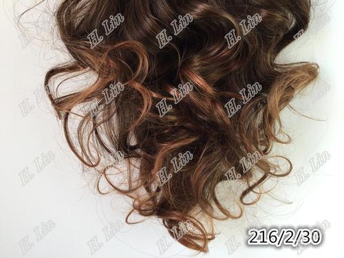 cabelo repicado tictac fibra japonesa 60cm 2/27 californiana