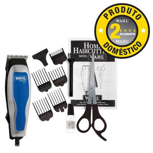 cabelo wahl máquina cortar