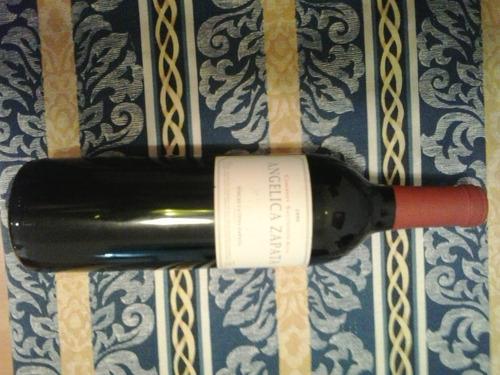cabernet sauvignon vino zapata