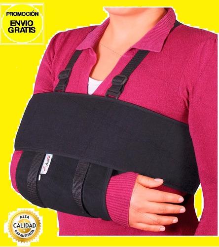 cabestrillo inmovilizador de hombro y banda de caja toráxica